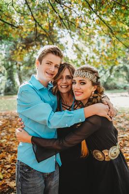 The Family Photo Shoot That Almost Didn't Happen