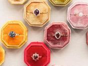 Engagement Must Have! Gorgeous Velvet Ring Boxes Secret Keeper