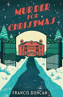 FLASHBACK FRIDAY- Murder for Christmas by Francis Duncan- Feature and Review