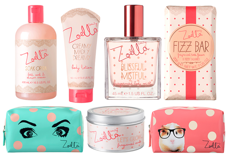 Zoella Beauty + Lifestyle Complete Collection Review