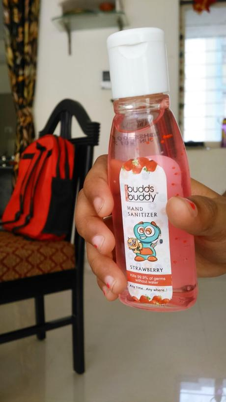 Why Buddsbuddy Hand Sanitizer is my Daughter's Best Buddy this Winter?