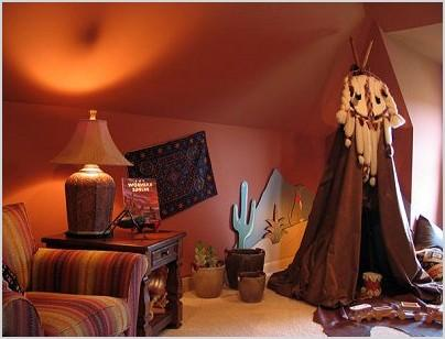 Southwestern American Indian Mexican Decorating Theme Bedrooms Maries Manor From Native Living Room