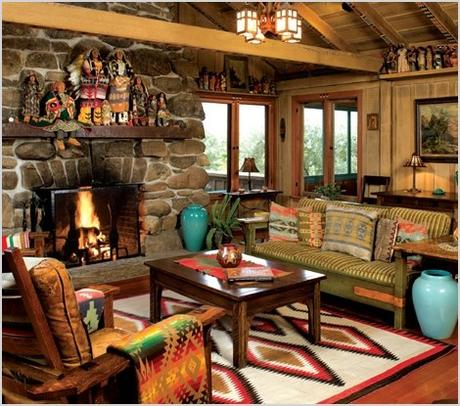 Native American Living Room Decor Best Choices - Paperblog