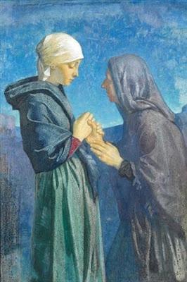 Saturday 23rd December: Mary