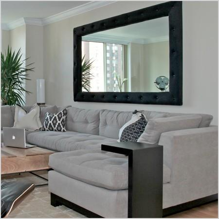 Wall Mirrors Decorative Living Room Paperblog