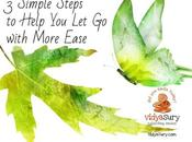 Simple Steps Help with More Ease