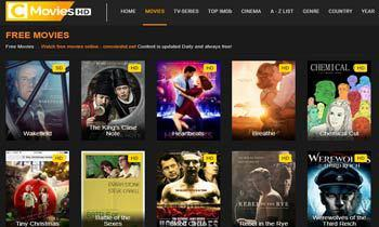 best movie streaming sites free no sign up