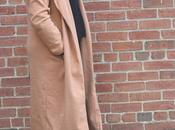 OOTD: Camel Duster Coat
