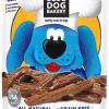 ERNIE LOVES: Blue Dog Bakery Beef Deli Sticks