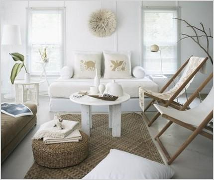 14 excellent beach themed living room ideas
