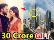 Most Expensive Wedding Gifts Bollywood Diva's
