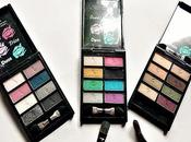 Oriflame Blend Eyeshadow Palette Review Swatches Application