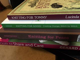 Knitting for Peace, Charity, Health and Happiness! - Paperblog