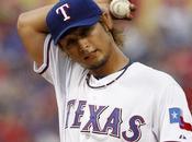 Damn Texas Rangers Rookie Darvish Struggles Mightily Debut