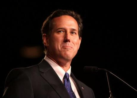 Rick Santorum suspends his campaign for the Republican presidential nomination