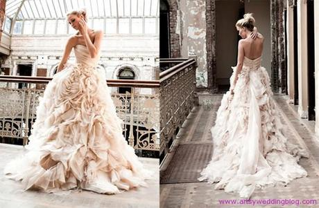 Iconic Wedding Dress designersMonique Lhuillier Paperblog