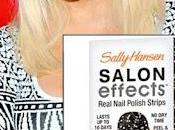 Christina Aguilera Rocks Sally Hansen Salon Effects Real Nail Polish Strips