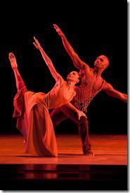 Review: Alvin Ailey American Dance Theater