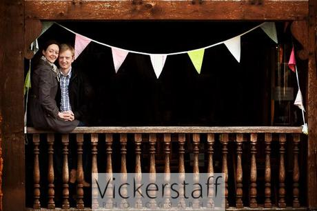 Chester engagement photography by Vickerstaff Photography