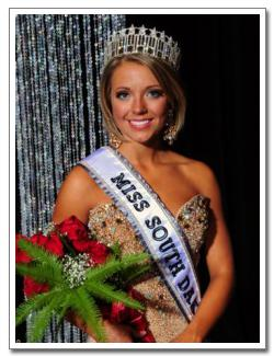 Future Chiropractor competes in Miss USA 2011