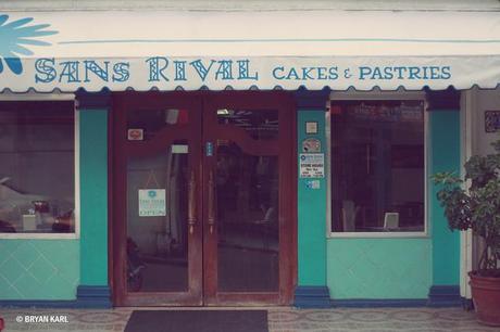 Sans Rival Cakes & Pastries