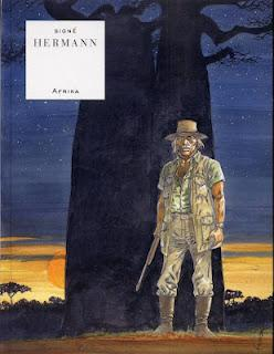 Graphic Novel Review: 'Afrika' by Hermann Huppen