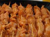 Chili Lime Chicken Kabob
