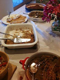 Family Passover Sedar