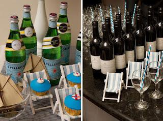 Masculine Tables - Male party inspiration!
