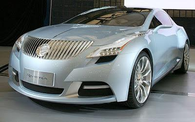 2007 Buick Riviera Concept Coupe