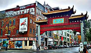 Chinese Learning French: Montreal, Quebec