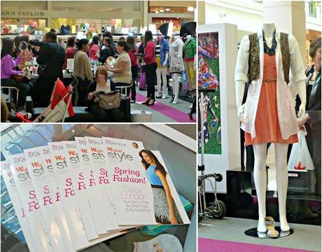 Stacy London and the Westfield Style Tour Come to Maryland