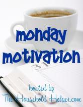 Monday Motivation: Closet Reorganization