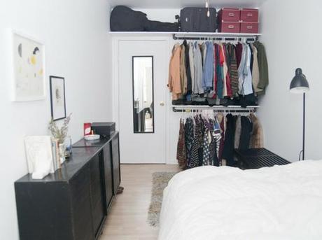 Delightful Monday Motivation: Closet Reorganization