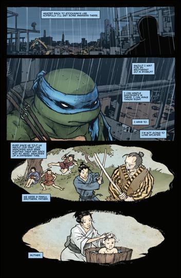 TMNT Micro Series #4: Leonardo preview 4