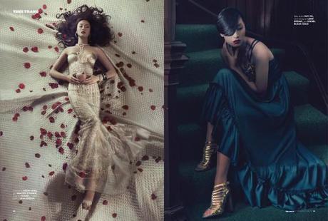 Forbidden Love by Fashion Photographer An Le