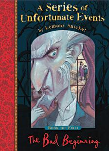 Book Review: 'A Series of Unfortunate Events: A Bad Beginning' by Lemony Snicket