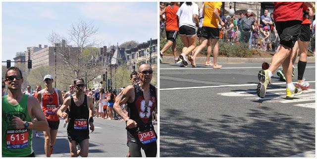 Marathon Monday!