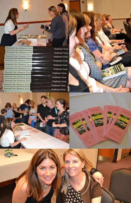 "Talking ""Broccoli"" at My First Book Talk & Signing"