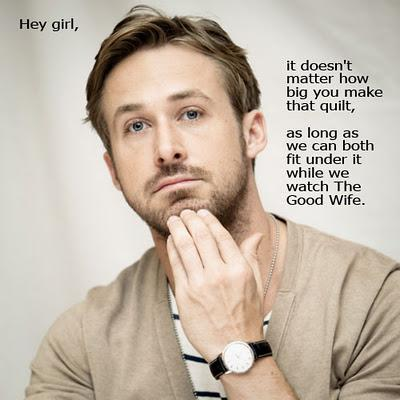 Hey Girl, You Sure Can Quilt