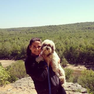 Hiking with SisterT