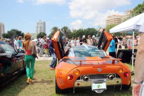 Festival of Speed Saint Petersburg FL
