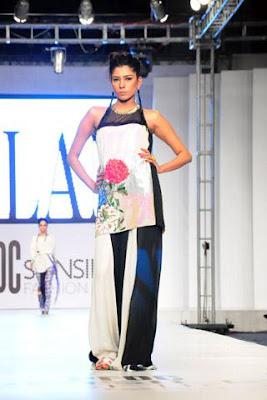 Elan At PFDC Sunsilk Fashion Week 2012, Day1