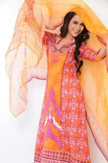 Shamaeel Sitara Lawn collection 2012-2013 , Sitara Premium Lawn 2012