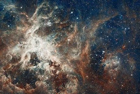 Hubble Captures Incredible New Panorama Of Tarantula Nebula