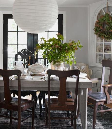 Quaint, calm and collected - check out this adorable NJ farmhouse