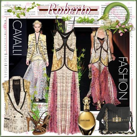 Roberto Cavalli Fashion Style