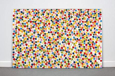 Damien Hirst, Modern art, modern art museum, art gallery, abstract art, yasoypintor