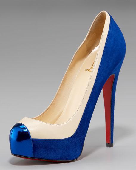 Mom Trend Alert: the Cap-Toe Shoe