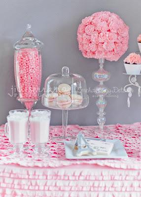 A Parisian Table by Enchanted Details Event Planning